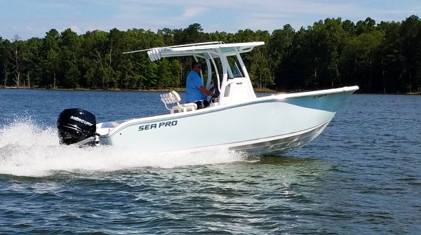 Fusion Partners with Sea Pro Boats ceoutlookcom