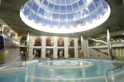 Interior del Palacio del Agua