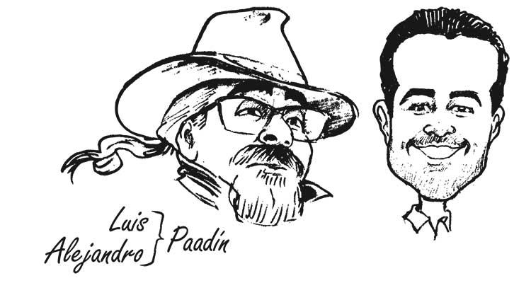 Luis y Alejandro Paadín Cara-w