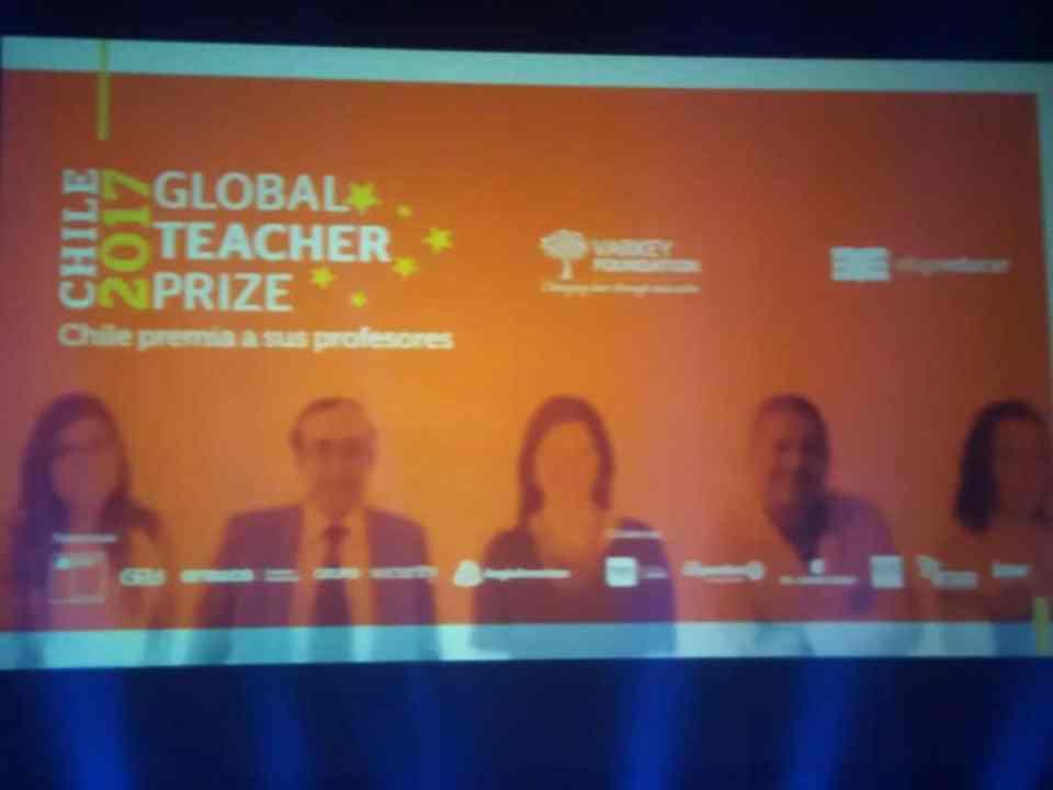 ceremonia global teacaer prize