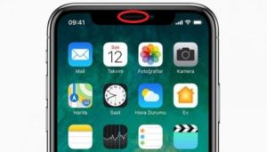 iphone kulaklık sesi