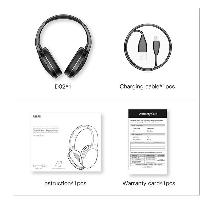 En Ucuz Baseus D02 Portatif katlanır Kablosuz Bluetooth 5