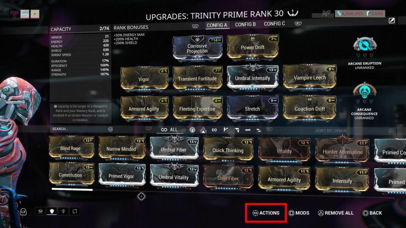 Top 10 Warframe Tips for Beginners – Cephalon Squared