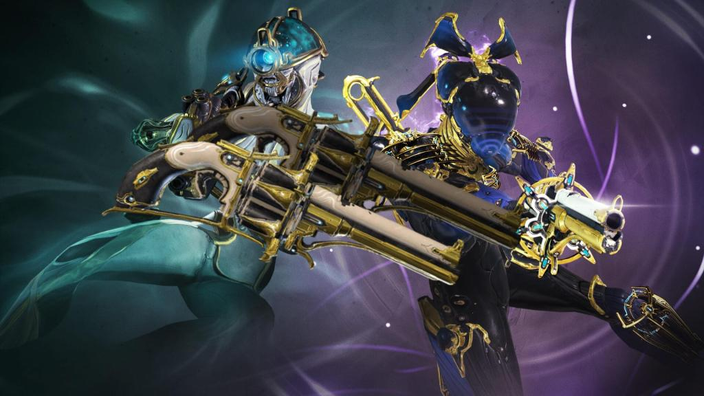 New Prime weapon - Akvasto Prime added to the Relic Drop table