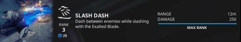 excalibur slash dash