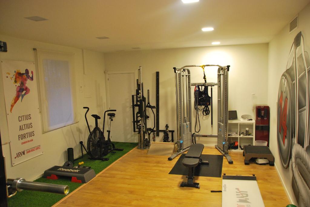 Sala Entrenamiento Personal 1