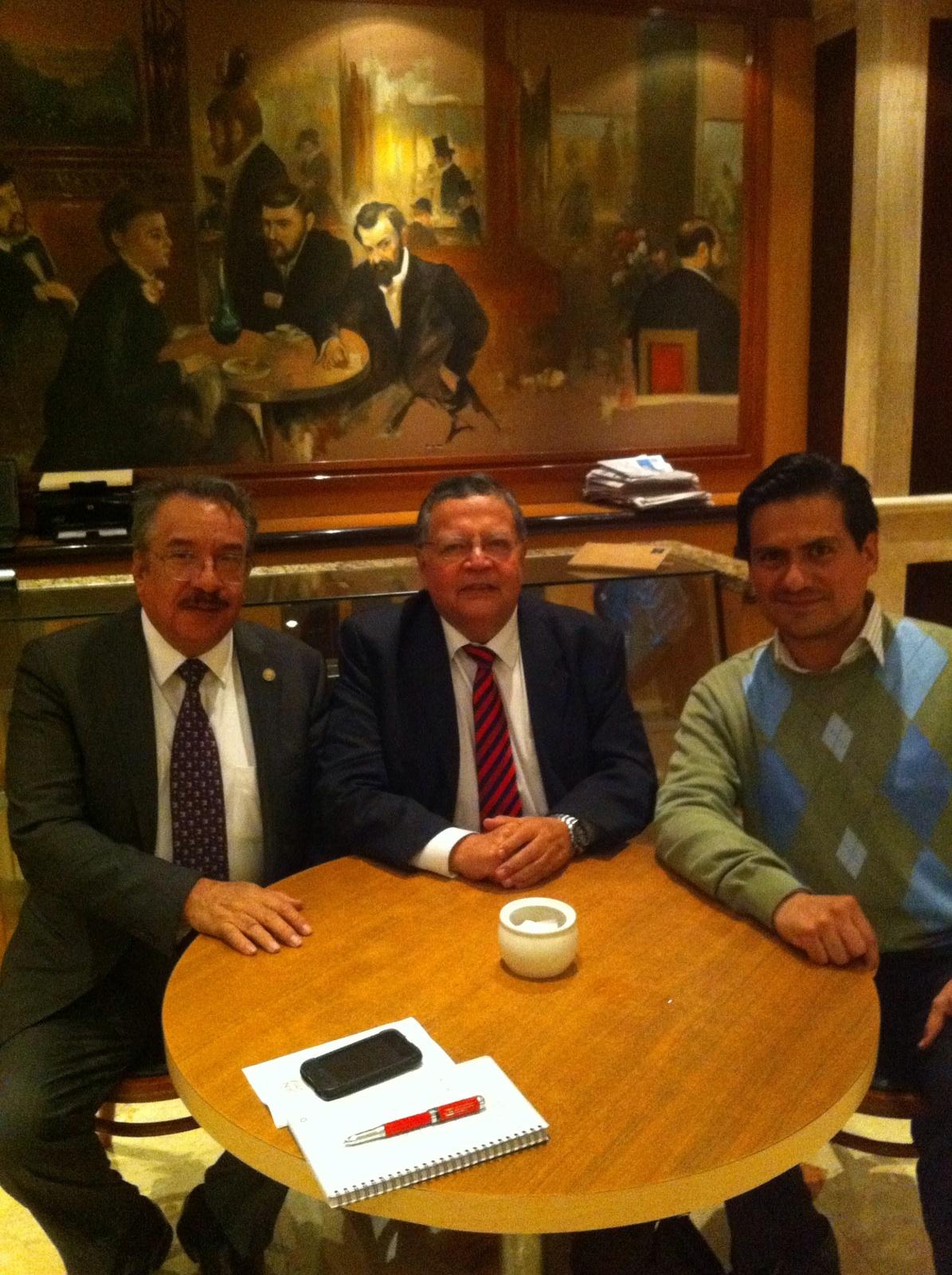 Reunión entre acreditadoras de México y Ecuador