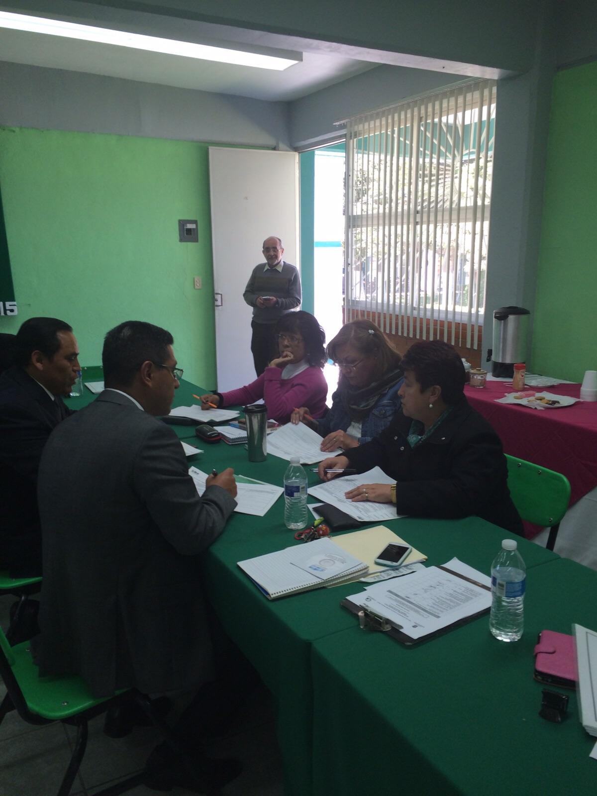 Se imparte el primer taller de inducción para el proceso de acreditación en escuelas normales