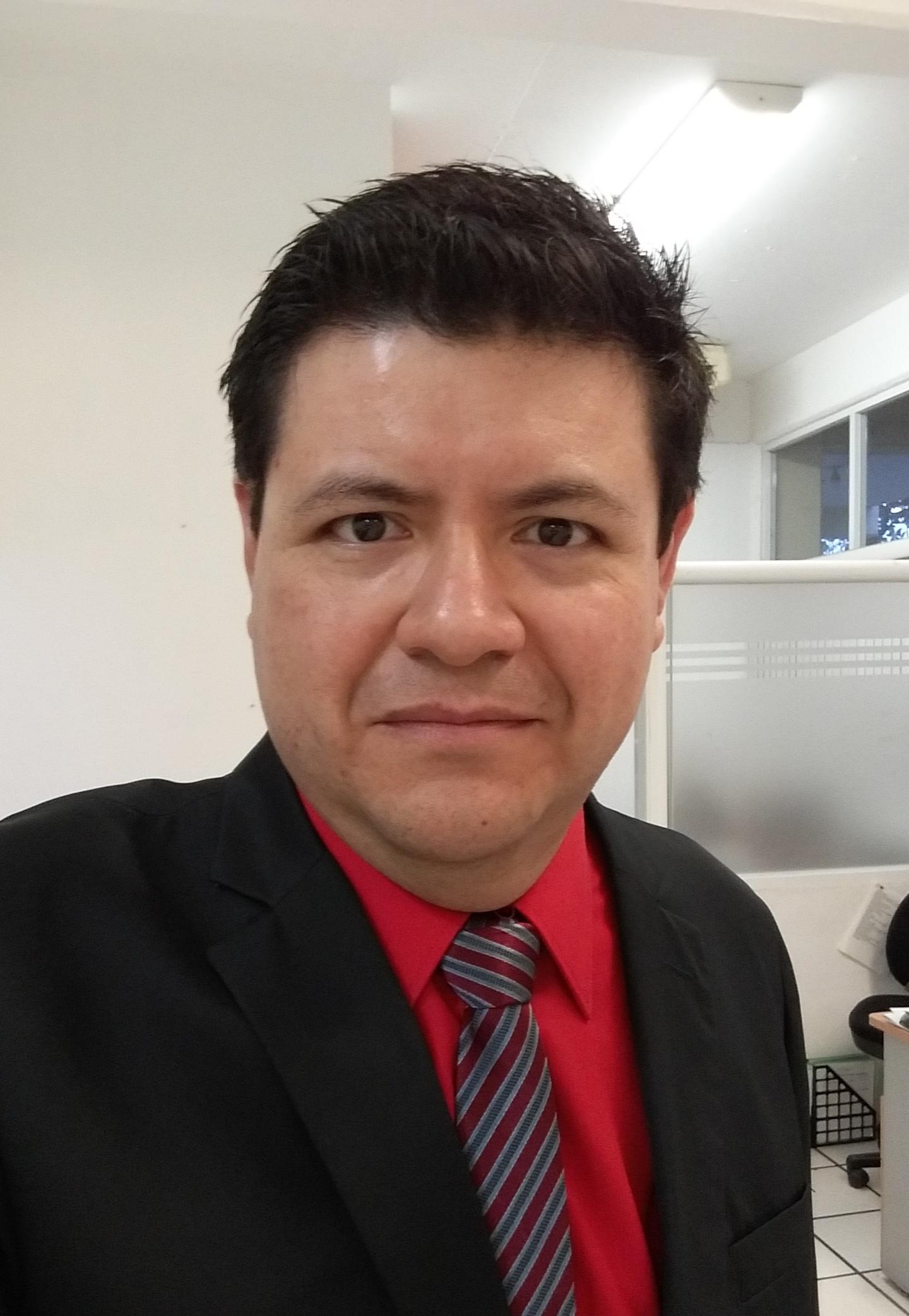 Mtro. Alfonso Ortíz Quezada