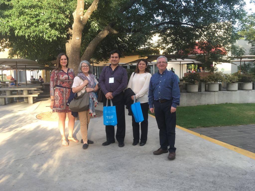 Visita de evaluación al programa de Lic. en Ciencias de la Educación del ITESO