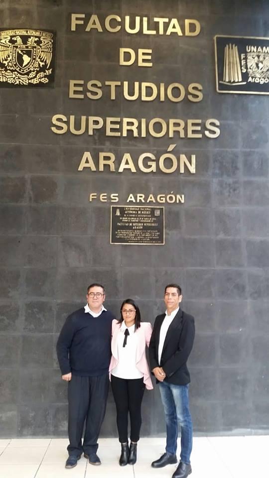 Visita de seguimiento a FES Aragón