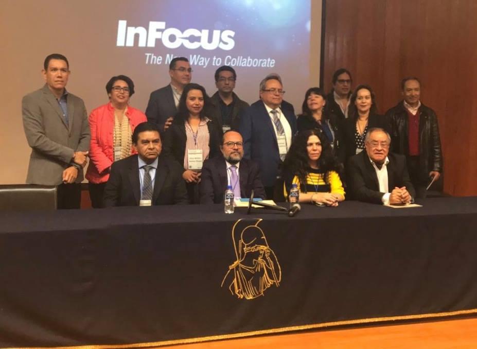 Visita de evaluación de la Lic. en Pedagogía de la FFyL de la UNAM