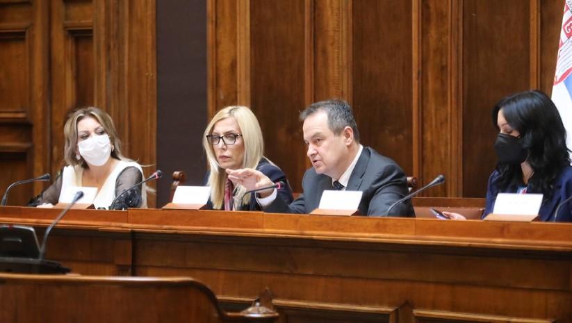 Sednica o izmeni Ustava najavljena, Majić očekuje simuliranje rasprave