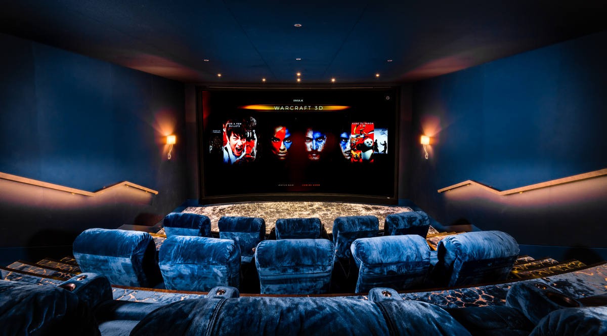 hight resolution of look inside europe s first private imax home theater