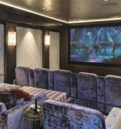 savant and dolby atmos turn flooded basement into stunning home theater [ 1200 x 780 Pixel ]