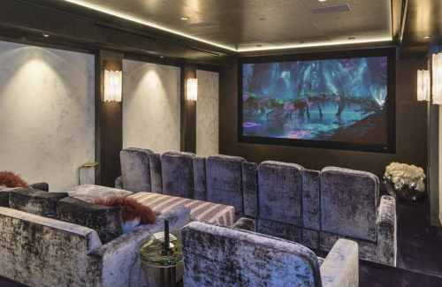 small resolution of savant and dolby atmos turn flooded basement into stunning home theater