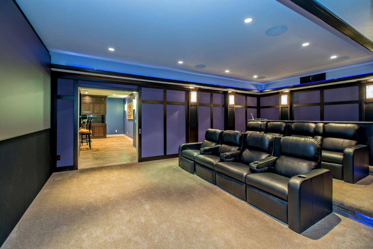 hight resolution of ultimate makeover michigan integrator helps home gym transform into a home theater