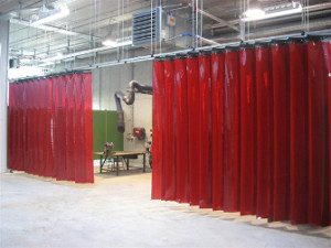 Welding curtains  Leading in welding safety