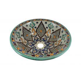 moroccan sinks genuine ceramic