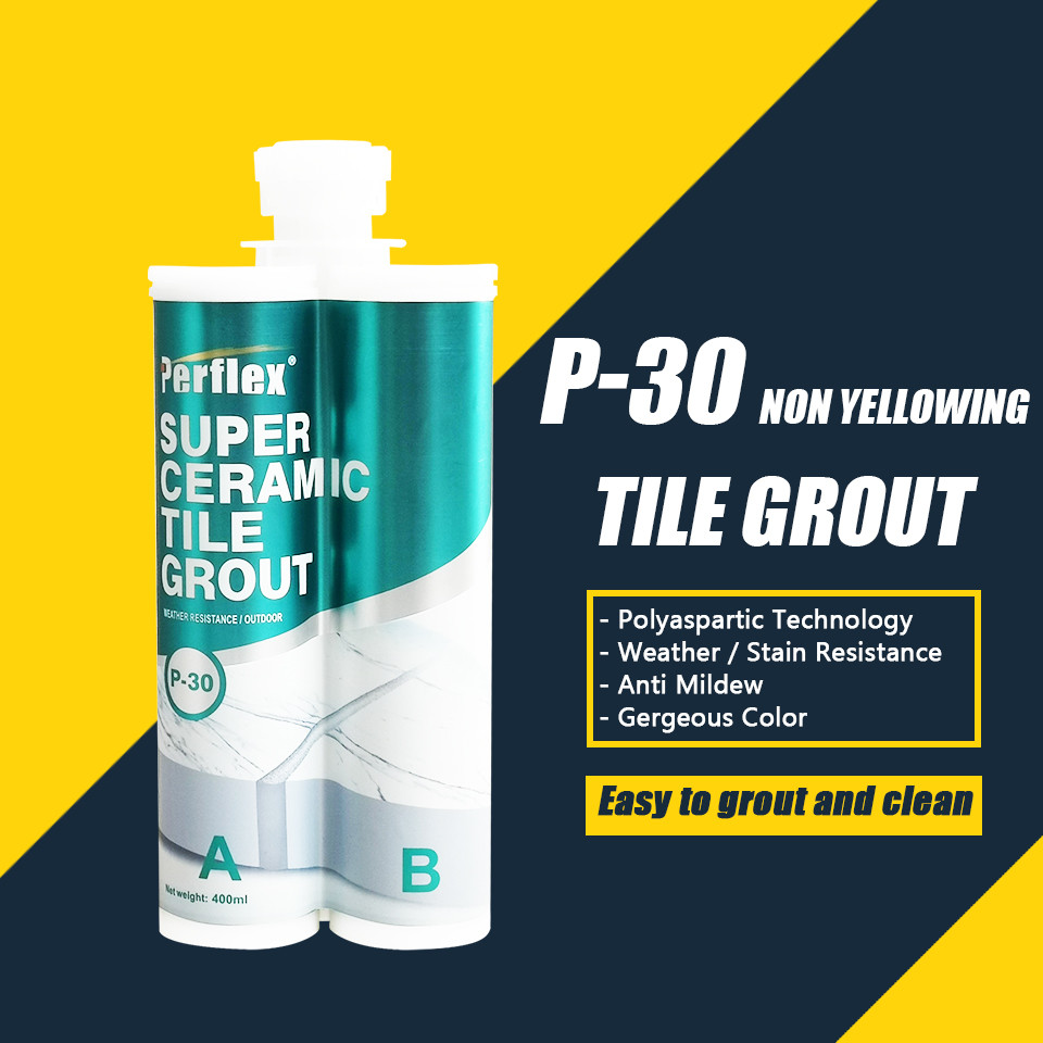 non yellowing white tile grout sealer grout gap filler oem available