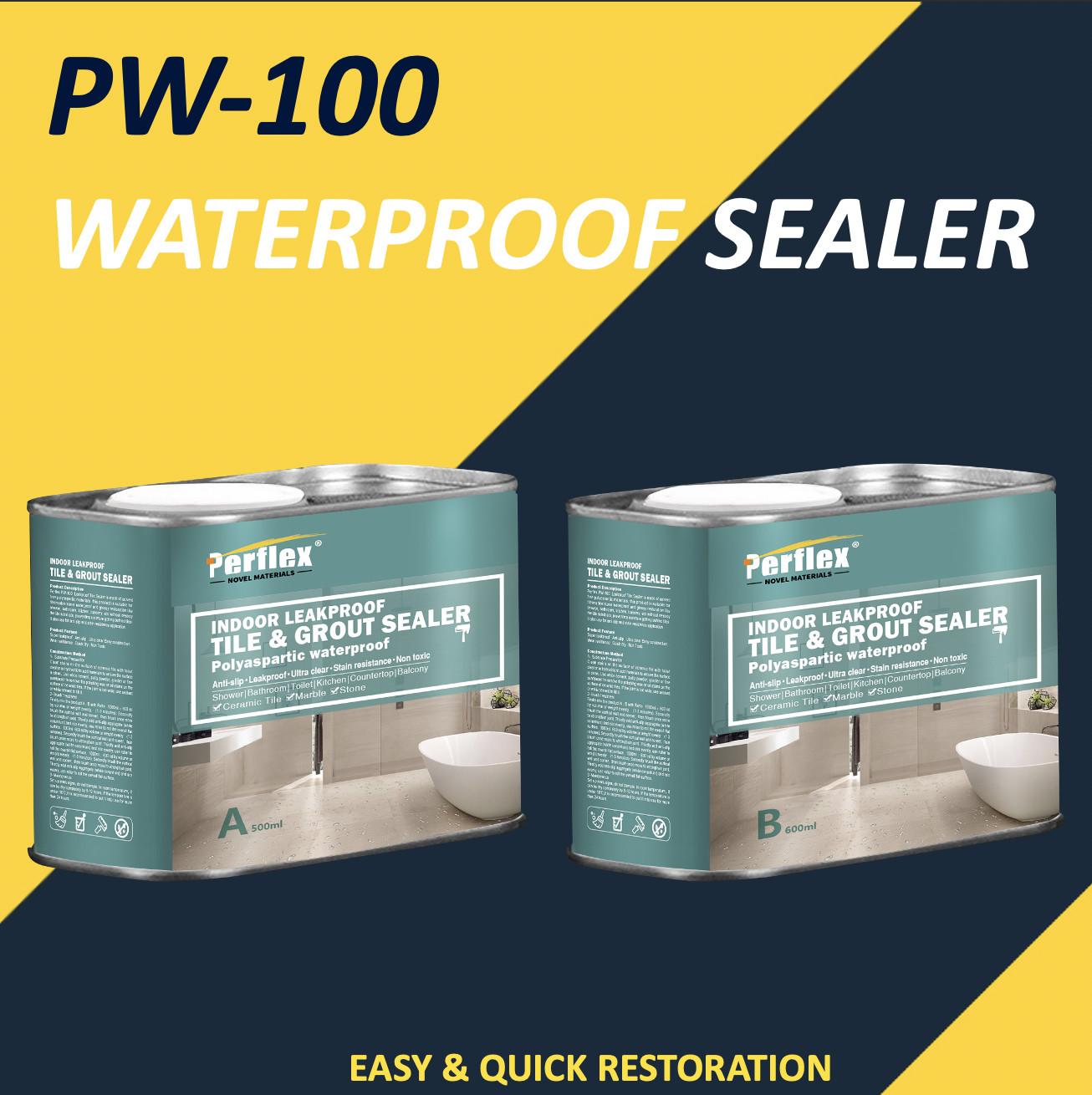 indoor tile waterproofing sealer