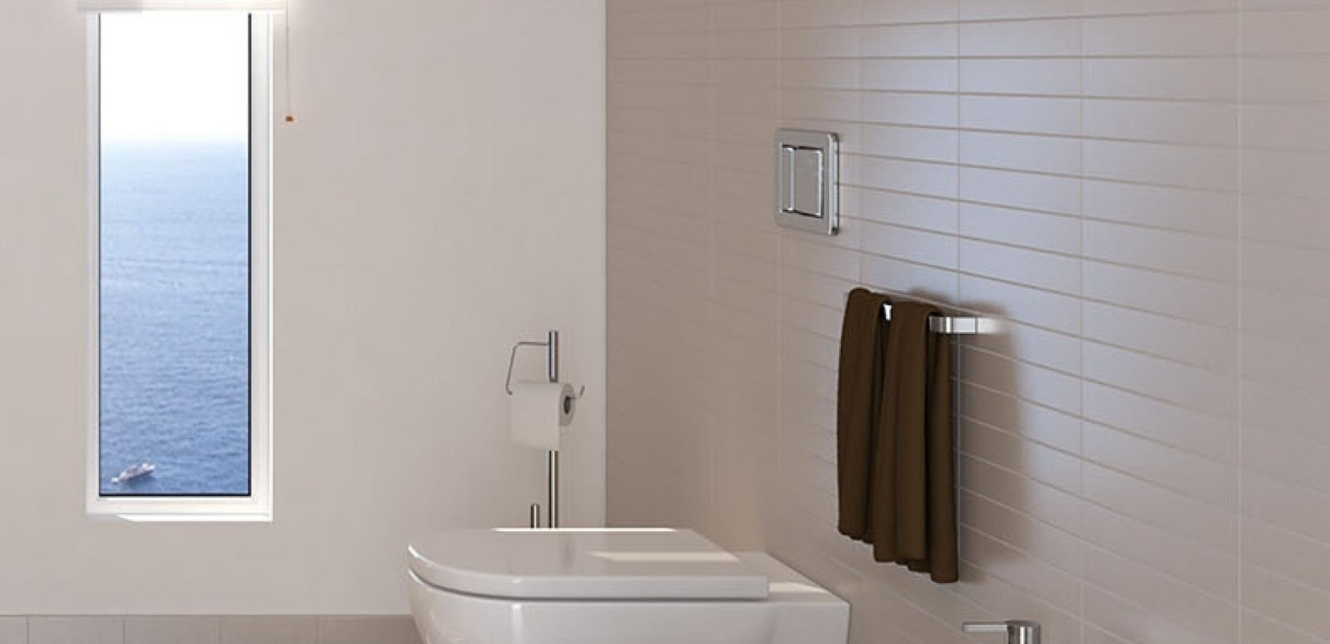 piastrelle Interni Vogue System piastrelle per bagno e