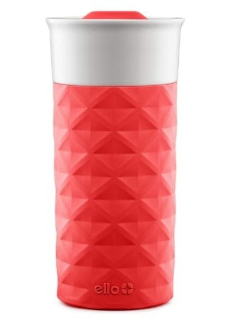 Ello ogden BPA-free ceramic travel mug