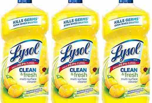Kills grimes floor cleaner