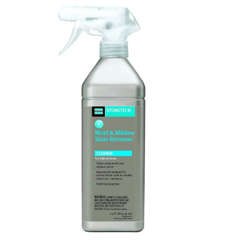 StoneTech mold and mildew stain remover