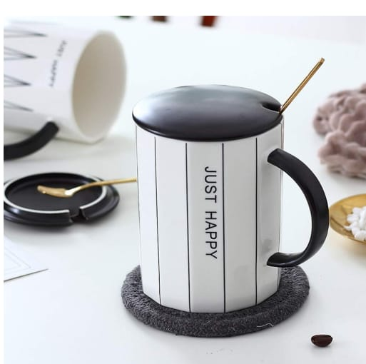 Watershed creative ceramic mug
