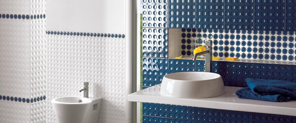 Zero  rivestimento bagno  Ceramiche Addeo