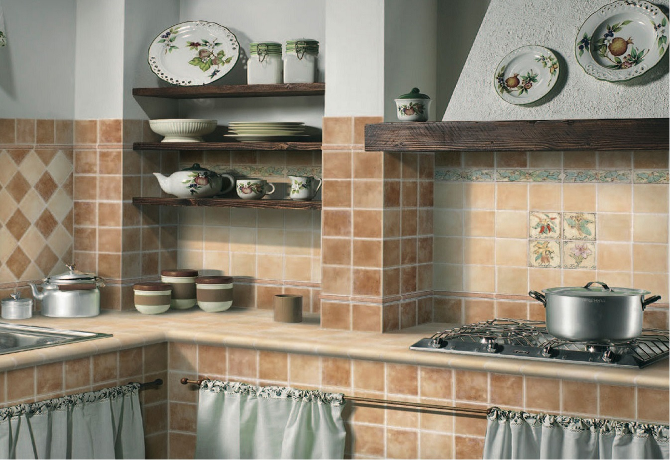 Awesome Rivestimento Cucina 10x10 Images - Home Ideas - tyger.us