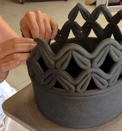 Ceramiche artigianali Corsi ceramica Chianti Toscana  Il