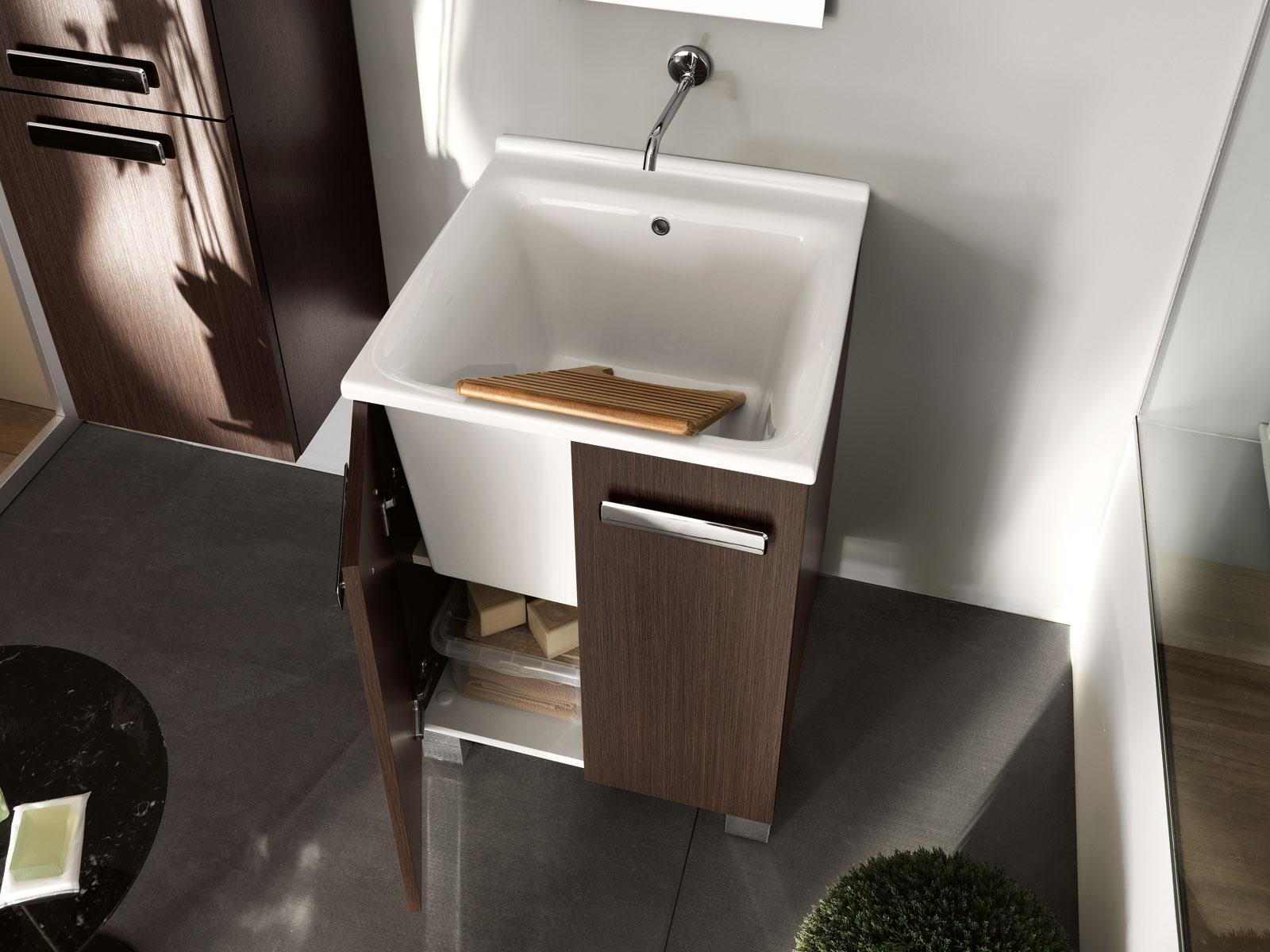 Lavatoio mobile a terra  ceramichemichelediprima