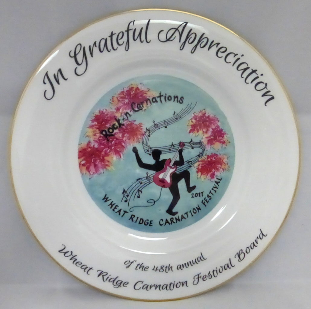 CUSTOM DINNERWARE Restaurants Country Clubs Special
