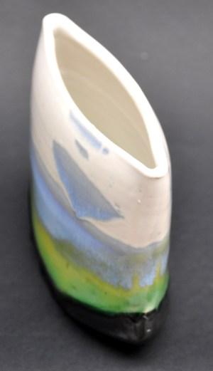 Handbag vase top