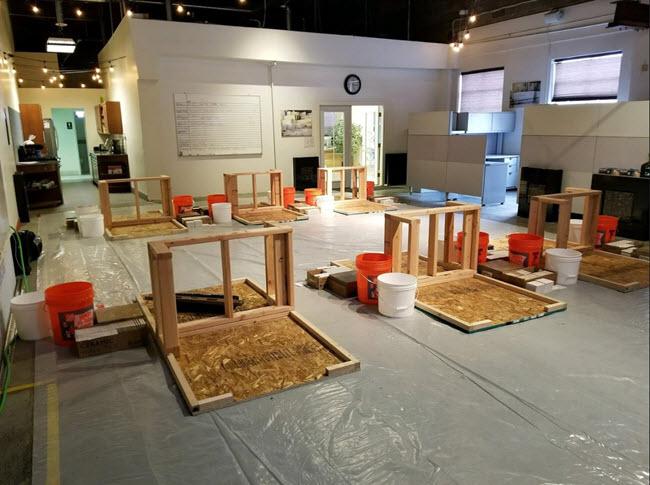 ceramic tile installation training