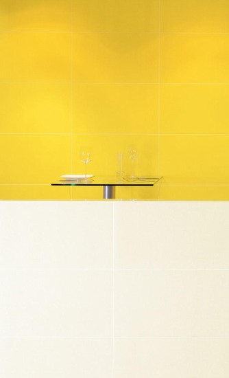 bathroom tiles color line yellow