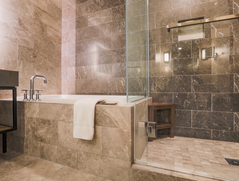 Bathroom Tile Ideas For Your En Suite