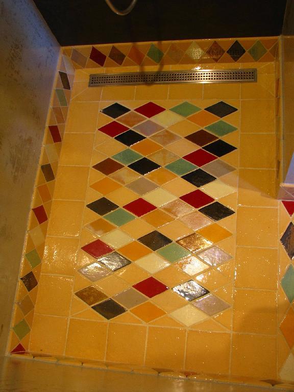 Faence de salle de bain  fabricant de carrelage rtro pour salle de bain