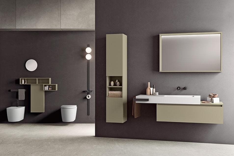 Per chi cerca soluzioni belle da vedere, alla moda e funzionali allo stesso tempo, questa tipologia di mobili bagno è perfetta. Segno Cerasa
