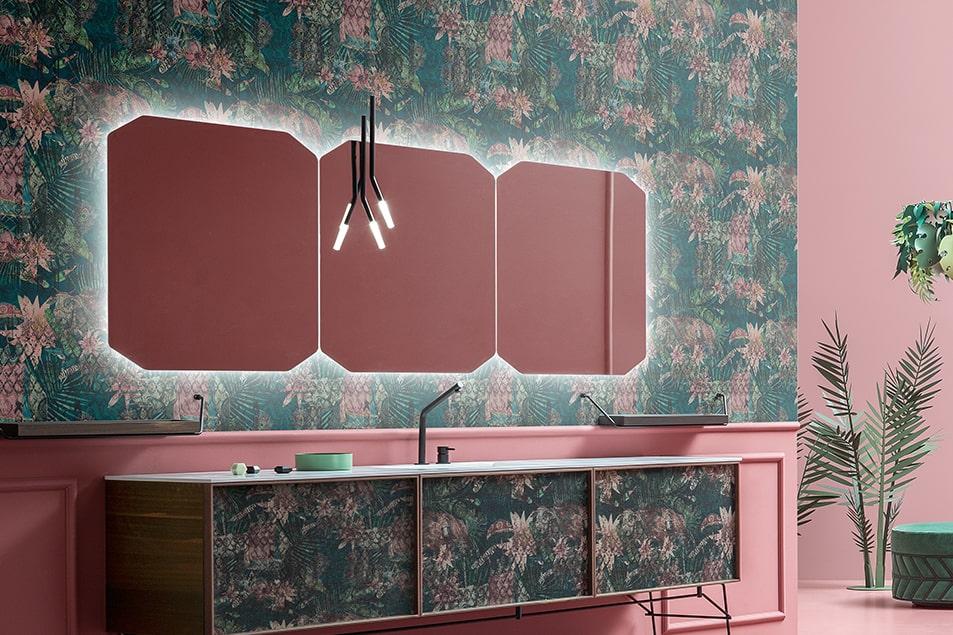 È una speciale carta da parati in fibra di vetro che permette l'uso in ambienti particolari come bagni, interni doccia, cucine e di tutti gli ambienti che. Des Cerasa