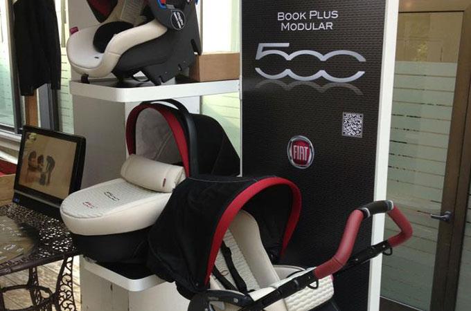 La collaborazione tra Fiat e Peg Perego per Book Plus