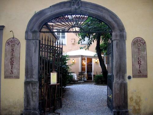 ristorante Antica Osteria LUCCA