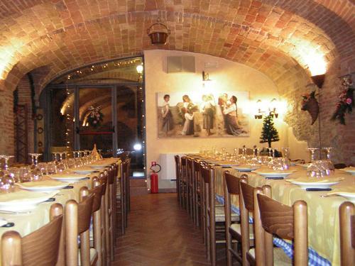 ristorante Monna Lisa CASTIGLIONE DEL LAGO