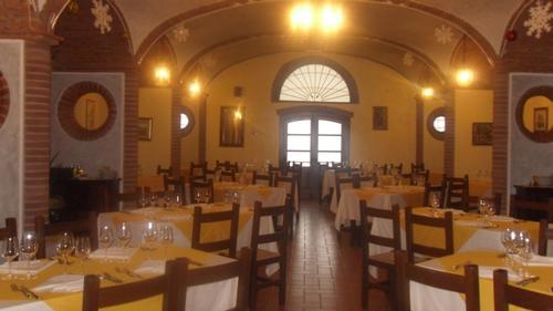 ristorante IL BECCO GIALLO SABBIONETA