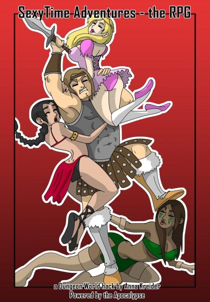 Copertina di SexyTime Adventures
