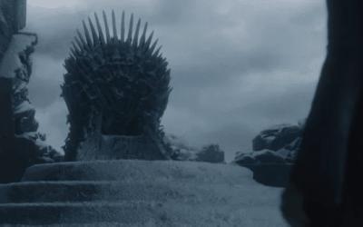 Finale di Game of Thrones: c'è solo cenere