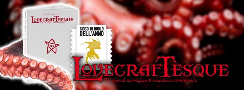 Lovecraftesque, gioco dell'anno 2018!