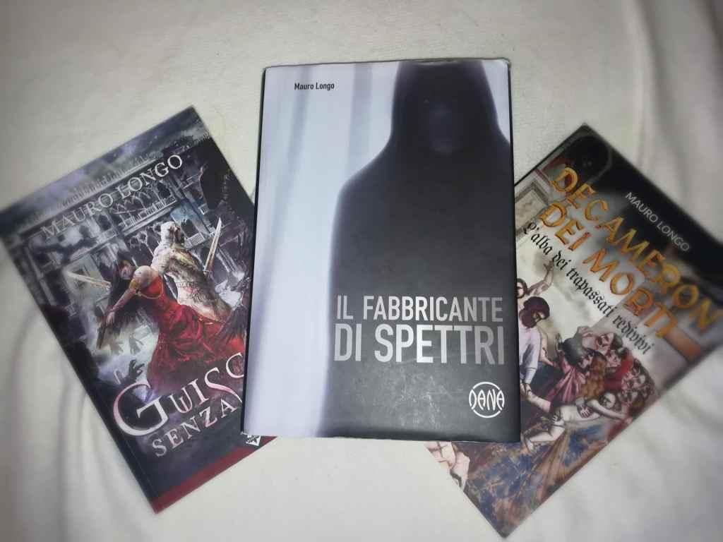 La triade dei libri Mauro Longo
